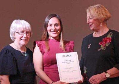 Romina Silva - IACR AOIFA Seed-Funding Award 2019
