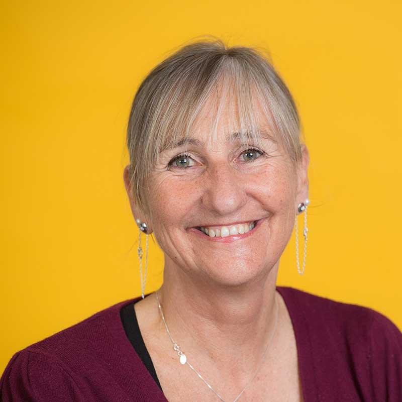 Prof. Anna Campbell MBE