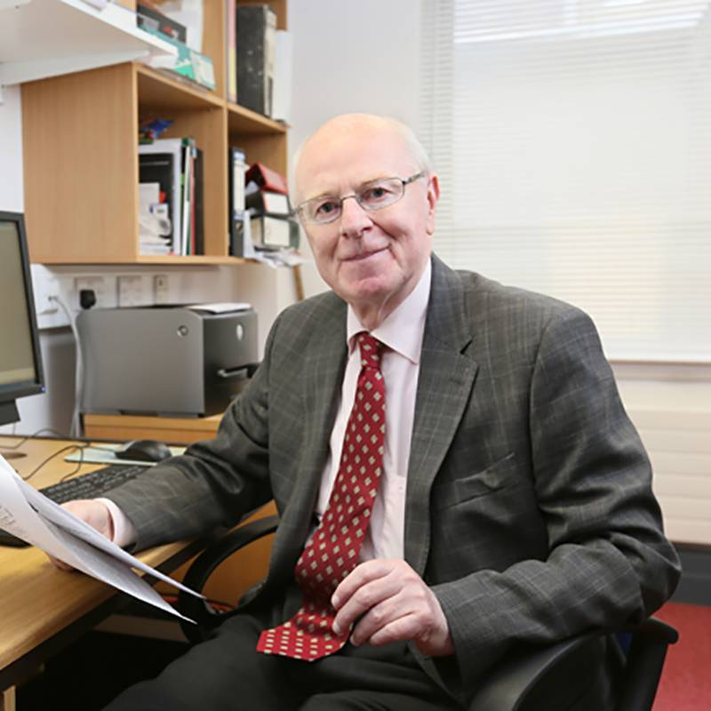 Prof. Joe Duffy