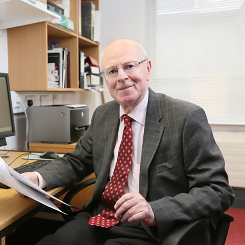 Prof. Joe Duffy