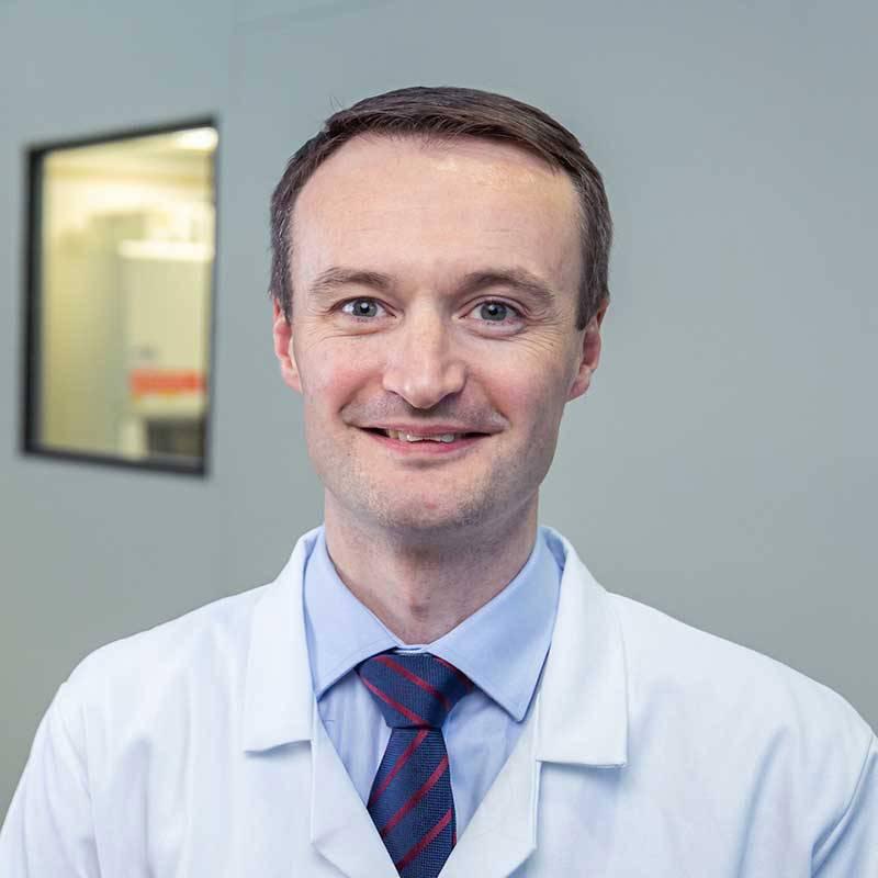 Dr Richard Turkington MB BCh BAO BSc MRCP PhD