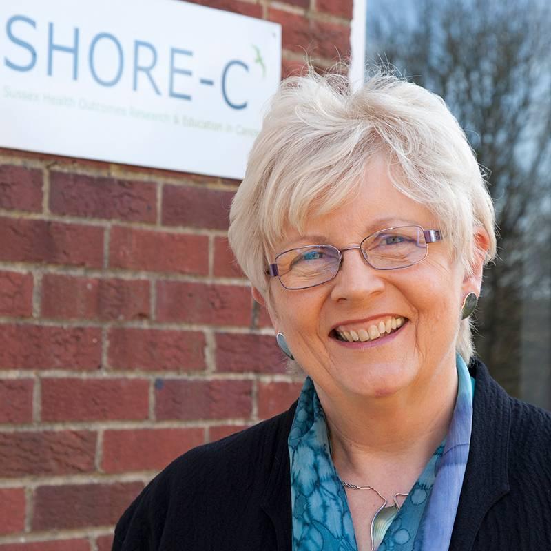 Prof. Dame Lesley Fallowfield