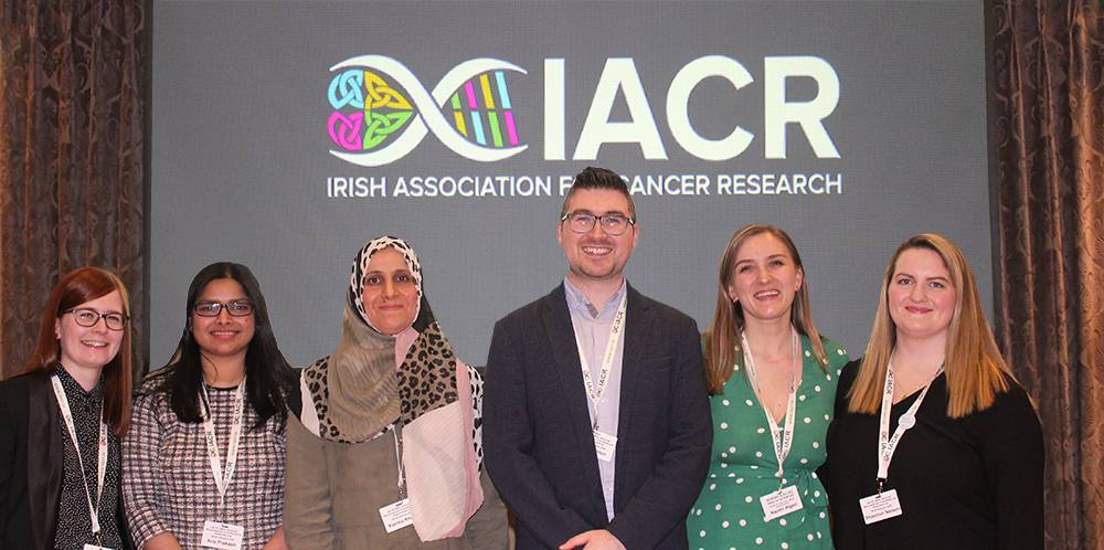 2020 Six chosen early career researchers